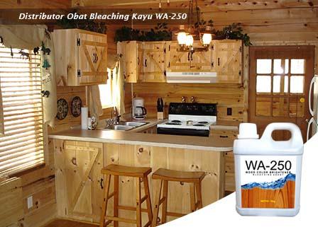 Distributor Obat Bleaching Kayu WA-250